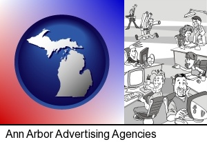 an advertising agency in Ann Arbor, MI