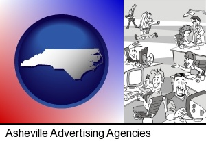 an advertising agency in Asheville, NC