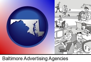 Baltimore, Maryland - an advertising agency