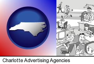 an advertising agency in Charlotte, NC