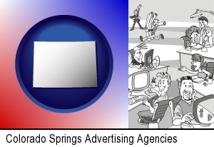 Colorado Springs, Colorado - an advertising agency