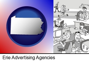 an advertising agency in Erie, PA