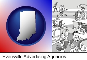 Evansville, Indiana - an advertising agency