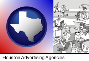 Houston, Texas - an advertising agency