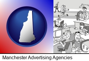 Manchester, New Hampshire - an advertising agency