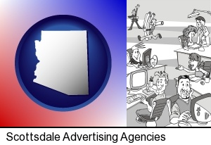 Scottsdale, Arizona - an advertising agency