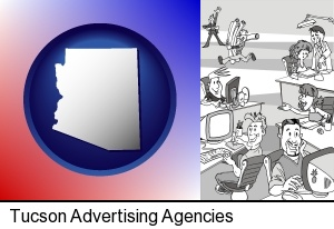 Tucson, Arizona - an advertising agency
